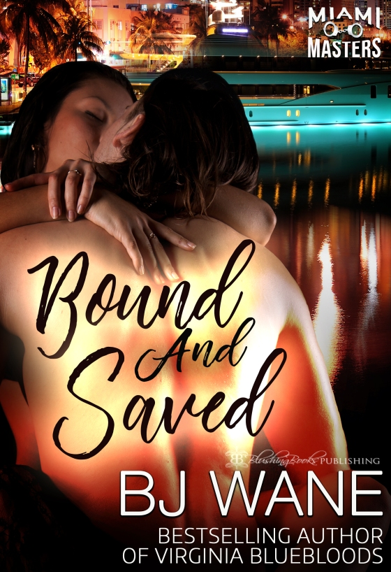 Bound and Saved Cover Final