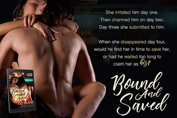 Bound and Saved_promo 4